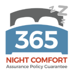 365-Night Comfort Assurance Policy Guarantee
