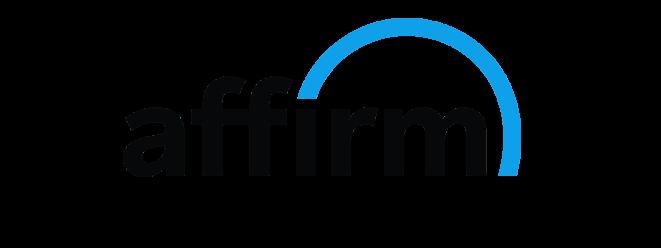 We accept affirm