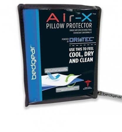 Bedgear DRI-TEC AIR-X Pillow Protector