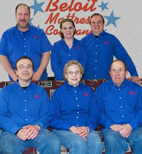 Beloit Mattress Family