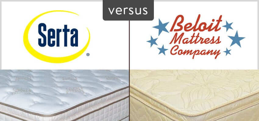 Serta vs. Beloit mattress