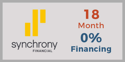 Black Friday 18-Month 0% Financing