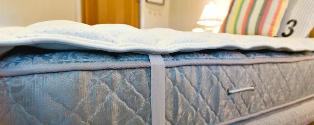 include a mattress topper on your college checklist