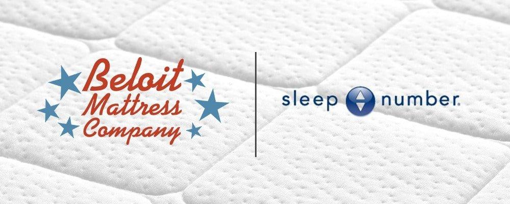 sleep number vs. beloit mattress