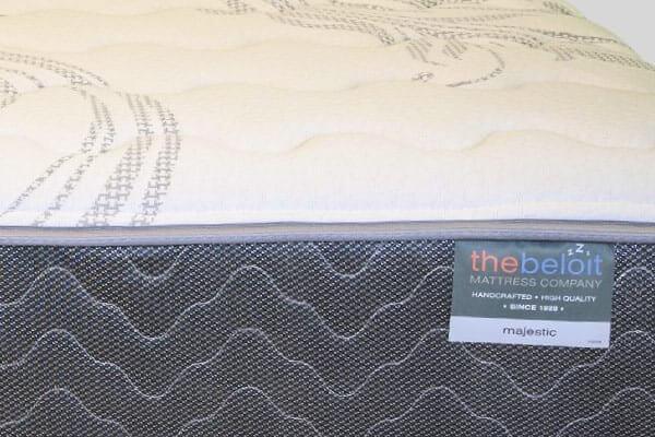 memory foam mattress by The Beloit Mattress Company