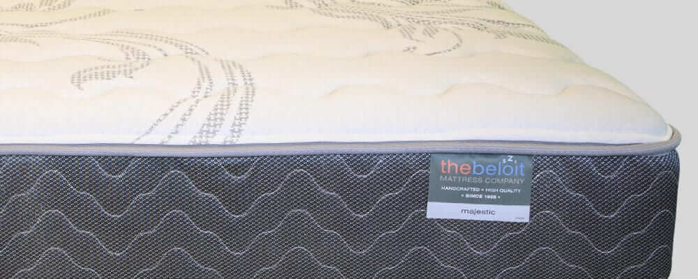 memory foam mattress by The Beloit Mattress Company