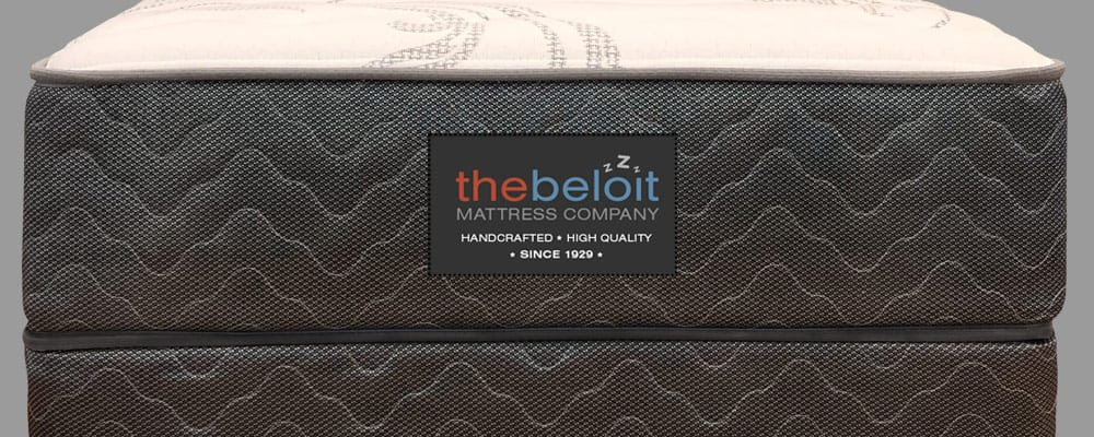 memory mattress by The Beloit Mattress Company