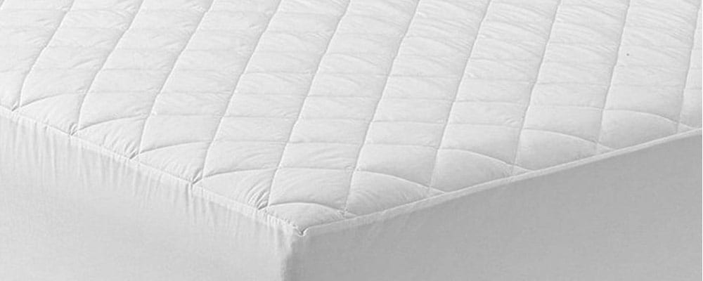 how to clean a vinyl backed mattress topper