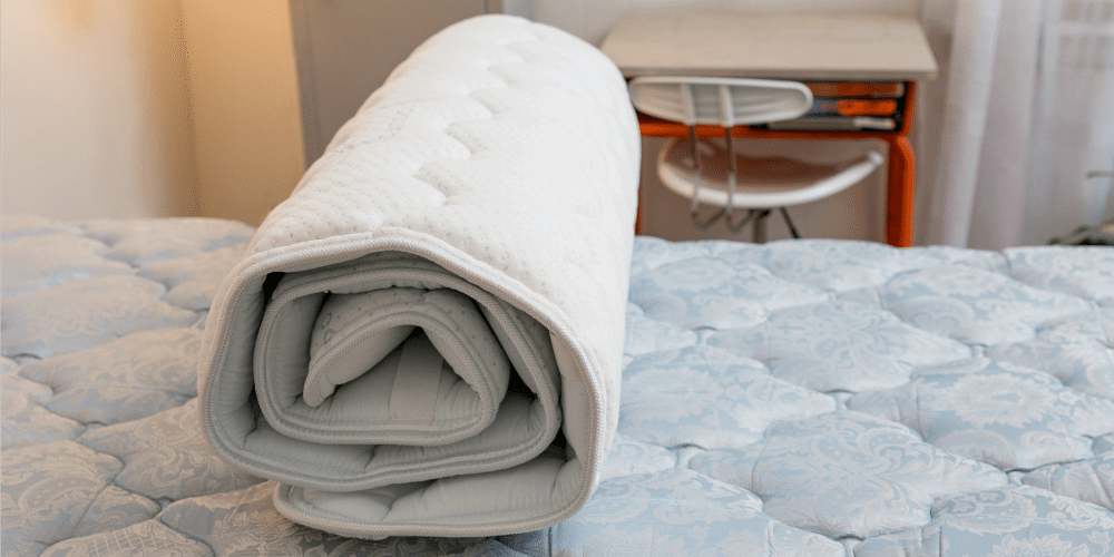 DormTopper is the best college dorm mattress topper you can find