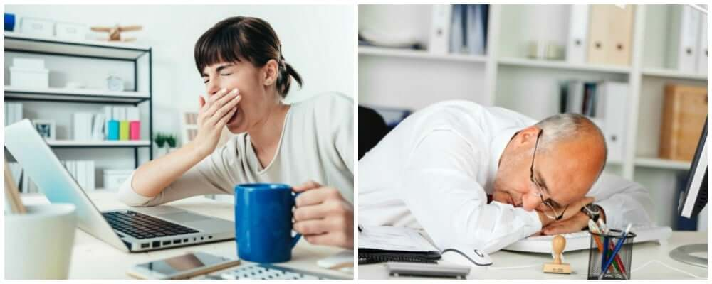 sleep deprivation men vs. women