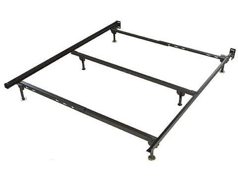 iron horse bed frame