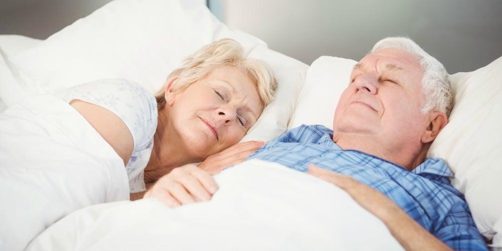 Healthy sleep positions