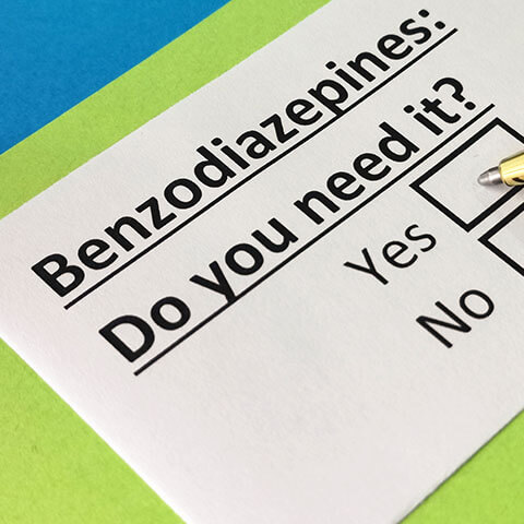 Benzodiazepines to help Restless Legs Syndrome