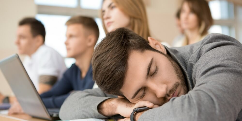 sleep deprivation in college students