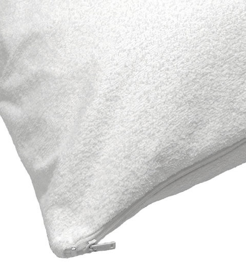 Terry Top Pillow Protector
