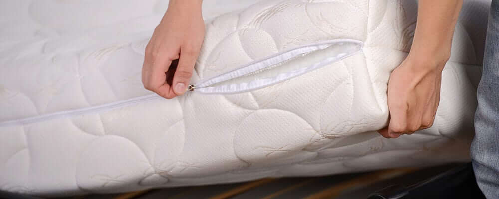 Mattress protector types