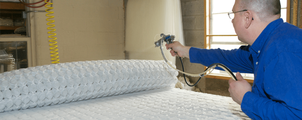 american mattress vs. Beloit Mattress