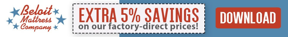 Save an additional 5% today!