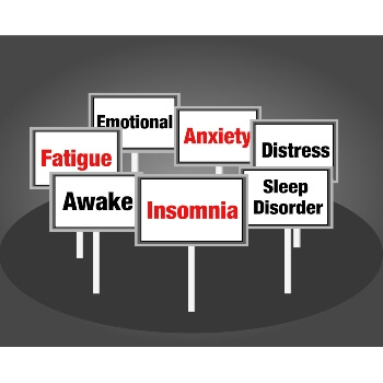 different cause for insomnia