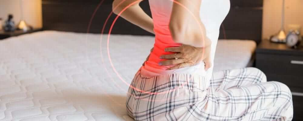 mattress and back pain