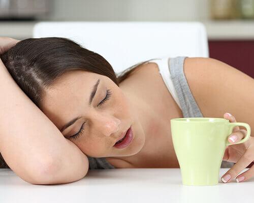 sleep deprivation lady